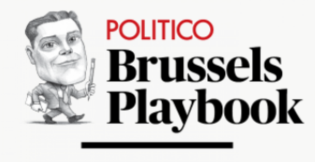 POLITICO Brussels Playbook: Whistleblower saga